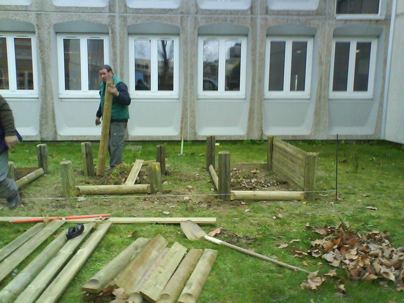 Le jardin p dagogique classe nature et for Aide jardin conseil